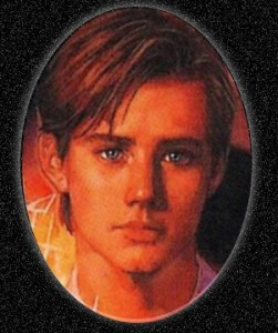 Anakin Solo, from NJO Balance Point by Kathy Tyers. Japanese Cover.