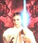 Leia Organa Solo in Swarm Wars