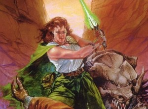 Nomi Sunrider - Tales of the Jedi - The Saga of Nomi Sunrider