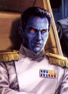 Grand Admiral Thrawn, from the Essential Atlas