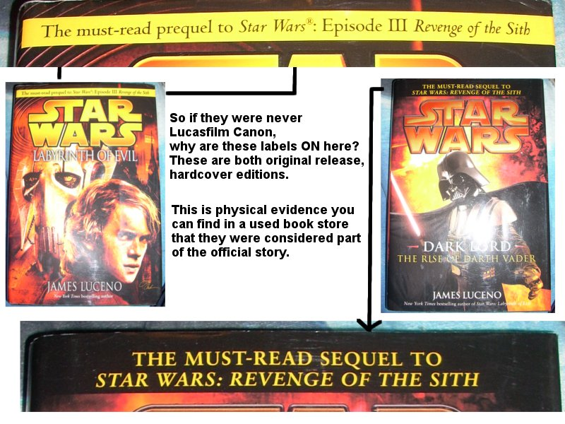 Defenders Of The Expanded Universe Quotes Sw Force 4 Continuity