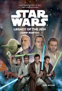 Legacy of the Jedi, from Dooku to Anakin