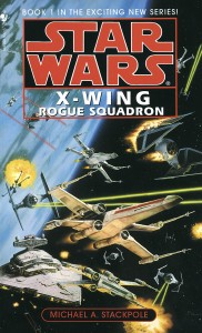 XWing Rogue Squadron by Michael Stackpole, the first novel