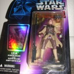 Leia as Boush Shadows of the Empire