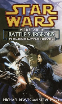 Medstar I: Battle Surgeons Book Cover