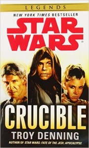 crucible by troy denning