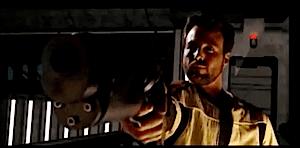 Kyle Katarn with Bryar Pistol