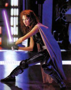 Shannon McRandle as Mara Jade