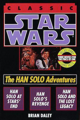 Han Solo Adventures Book Cover