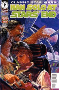 Han solo at Stars End comic 1 small