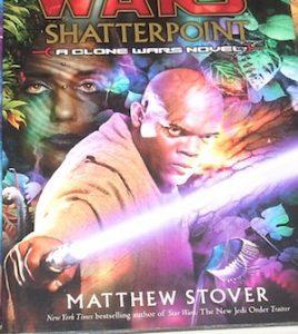 Mace Windu in shatterpoint