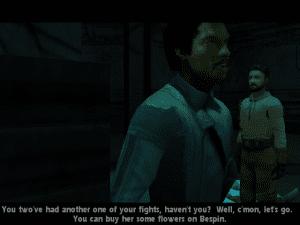 Lando in Jedi Outcast