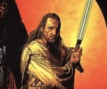 Qui-Gon Jinn, Dark Horse Comics Episode 1 One Shot, Cover art by Tim Bradstreet