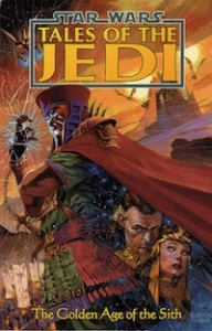 Star Wars Tales of the Jedi Golden Age of the Sith