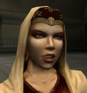 Star Wars Women of the Old Republic - SW Force 4 Continuity