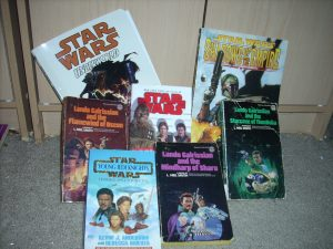 Lando books