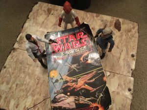 Rogue-Squadron-book with Ackbar wedge and feylya figs