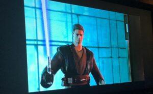 Anakin Skywalker in Clone Wars 2003 for XBox